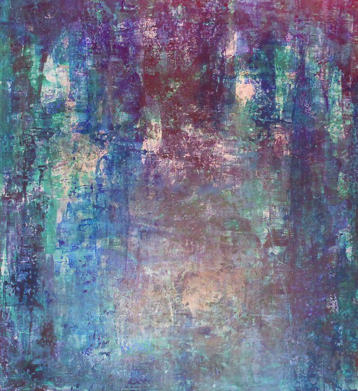 Abstract-lake