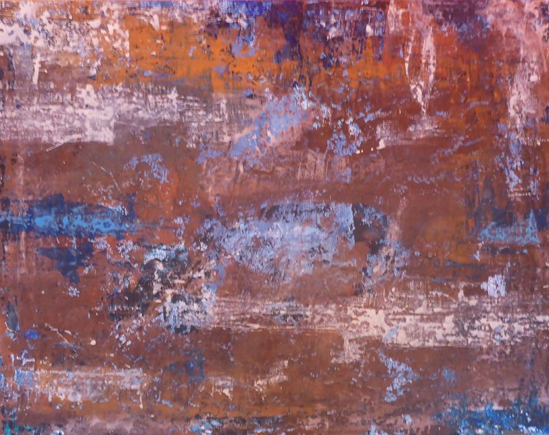 Abstract-rusty